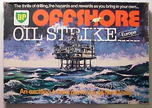 BP Oilstrike