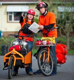 Portland cargo bikes
