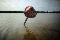 Bay Head NJ stop sign Getty Images