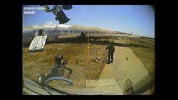 Asiana crash footage
