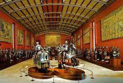 Royal armory Madrid