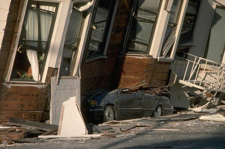 San+Francisco+Loma+Prieta+earthquake
